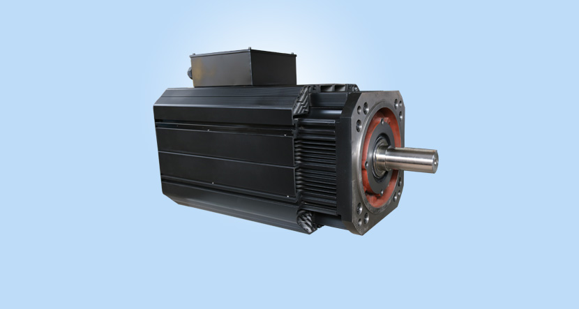 High-power synchronous servo motor][Liquid-cooled servo